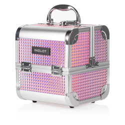Makeup Case Ice Cube Mini Holographic Pink (MB152M K105-9H) icon