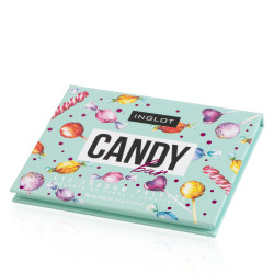 Paleta cieni do powiek CANDY BAR icon