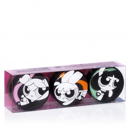 The Powerpuff Girls Pure Pigment Eye Shadow Set