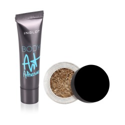 Glitter 45 + Body Art Adhesiv Kit