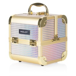 Makeup Case Ice Cube Mini Holographic Silver (MB152M K105-7H) icon