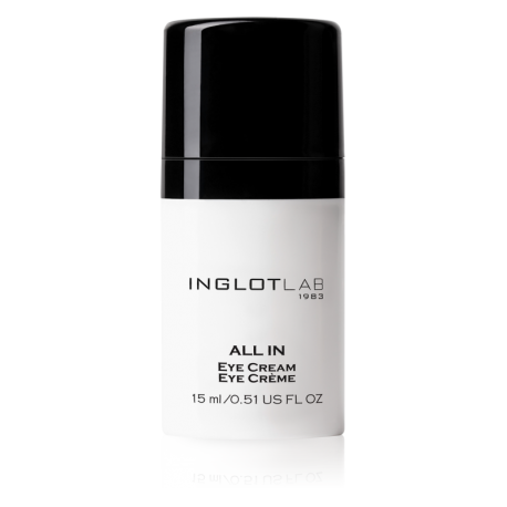INGLOT LAB All in Ögonkräm