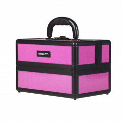 Makeup Case Shiny Pink Small (KC-MSM01)
