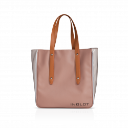 Shopping Bag Beige & Mocha