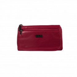 Cosmetic Bag Red & Gold (R23676C) icon