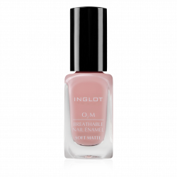 O2M Breathable Nail Enamel SOFT MATTE 503