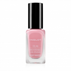 O2M Breathable Nail Enamel SOFT MATTE 505