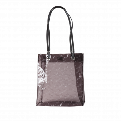 Brown Transparent Shopping Bag icon