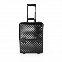 Makeup Case Black Diamond (KC-187L)