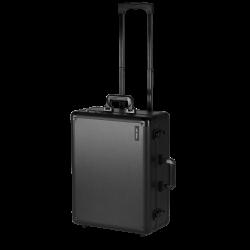 Makeup resväska med hjul, Svart (KC-58ML)