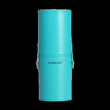 Brush Tube Case - Turquoise