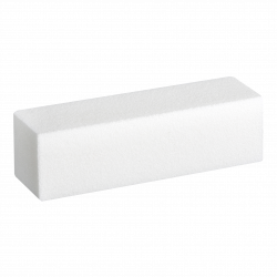 White Sanding Block/ Vit slipblock