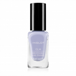 O2M Breathable Nail Enamel SOFT MATTE (RISE & SHINE) 509
