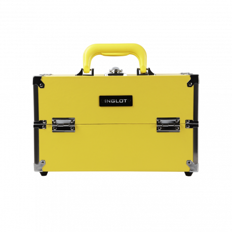 Makeup Case Classic Yellow (KC-M29)
