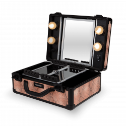 Makeup Station Snake Skin Orange (KC-OF01 Orange Snake) icon