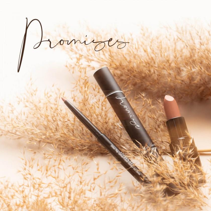 """Är du ute efter en perfekt """"osminkad"""" sminklook? Inga problem! Upptäck vår nya Promises collection"""