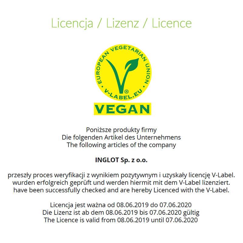 V-märkt Certifikat